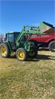 Calvin Jones Farm Machinery Estate Auction
