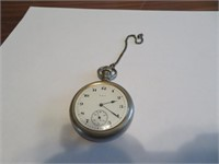 Vintage Elgin Pocket Watch (running)