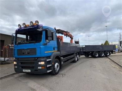 2007 MAN TGA26.440 at TruckLocator.ie