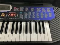 Casio Electronic Portable Keyboard 100 Song Bank