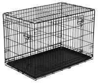 Large Dog Docbob Folding Crate