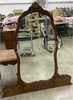 Antique Mirror  43 In X 50 In