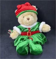 Christmas Bear, Santa, & Snowman