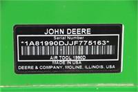 2018 JOHN DEERE 1990 CCS 30' NO TILL DRILL