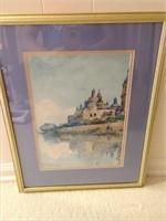 3 Marius Hubert Robert Prints