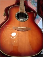 Ovation Applause Acoustic Electric Guitar
