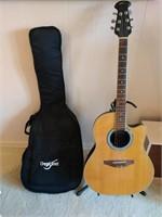 Ovation Applause Summit Series AE-28 Guitar