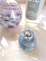 Oil Jars and Candles