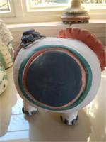 Decorative Pottery Pieces