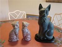 Virginia Metalworks Cat and More
