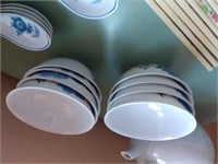 Japanese Themed Serving Dishes