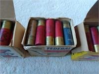12 Gauge Ammunition and Gun Cleaning Set