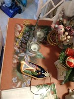 Variety of Christmas Items