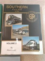 3 Railroad Books