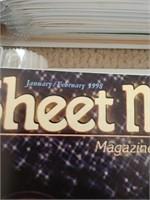 Sheet Music Magazine 1995-2010