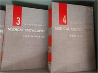 The New Illustrated Medical Encyclopedia Set
