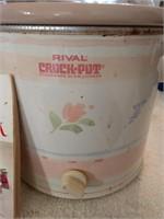 2 Crock Pots
