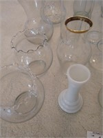 Large Assortment of Vases