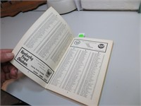 1978 Adams County License Plate Directory