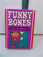 Vintage 1968 Funny Bones A Game for People that