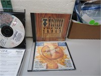 7 CD's Country Music & more