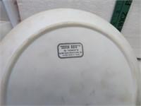 "Denim Days Plate 7&3/4"""