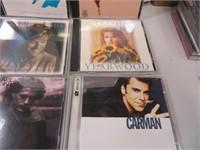 10 CD's (The Judd's Trisha Yearwood & more)