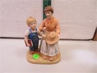 "Denim Days Figurine Danny's Mother 6&1/4"""