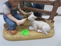 "Denim Days Baby Goat 5&1/2"" x 5"""