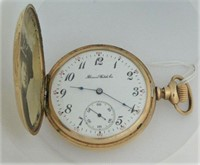 Gaule Auction -  271 Pocket Watches & Cabinet 2/28/21-3/9/21