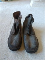 WW1 Trench Boots 8 1/2D