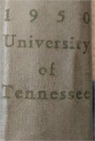 1950 University of Tennessee Annual