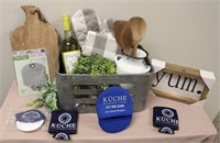 """""""Country Farm Gift Basket"""" Add these handy items"""