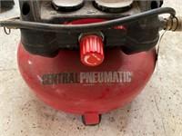 Central Pneumatic 3 Gal 100 PSI Air Compressor