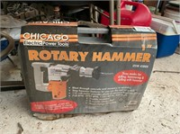 Chicago Electric Rotary Hammer - NIB