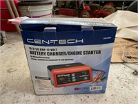 Centech 10/2/50 12 Volt Battery Charger - NIB