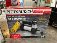 Pittsburgh 12 Volt 100 PSI Air Compressor  - NIB
