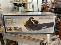 Chicago Electric Double Cut Saw