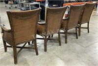 Set Of (4) Dining Table Chairs