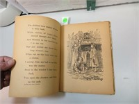 Antique Book: The Night Before Christmas