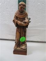 """Vintage Toriart Priest Figurine 6&1/2"""""""