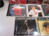 8 CD's Most are Country (Patsy Cline & more)