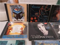 13 CD's David Lanz, Kenny G and more