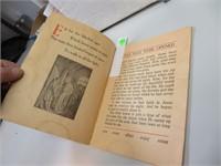 Antique 1917 Bible A-B-C Book