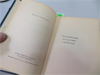 1934 Bed Manners Sorority Book (missing paper off