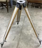 Surveyors Metal Tripod