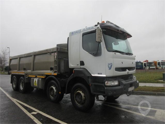 2006 RENAULT KERAX 370 at TruckLocator.ie