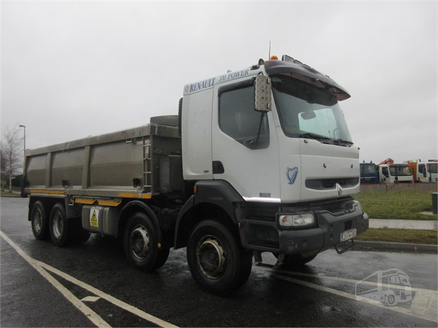 2006 RENAULT KERAX 370 at www.firstchoicecommercials.ie