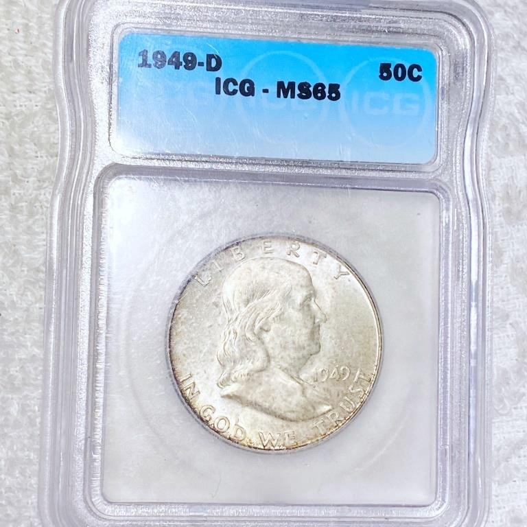 March 6th Sat/Sun LA Venture Capitalist's Rare Coin Sale P7
