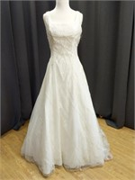Wedding Dress and Accessories Auction